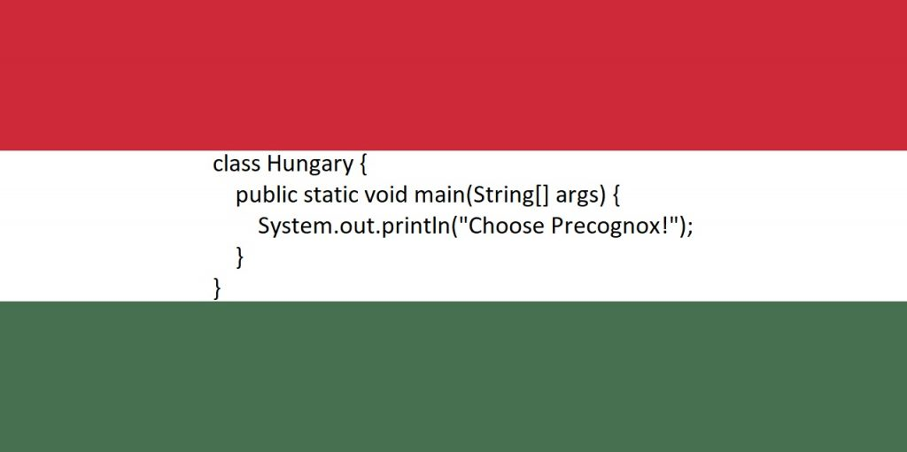 Team augmentation with Hungarian experts, Precognox